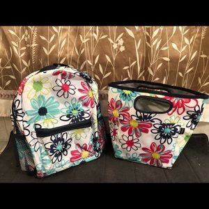 """Thirty one """"lil go"""" backpack set"""